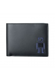 Salvatore Ferragamo Men's Logo 100% Leather Bifold Wallet