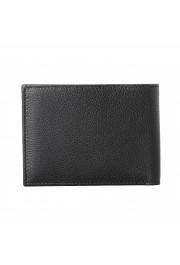Salvatore Ferragamo Men's Dark Brown 100% Textured Leather Bifold Wallet: Picture 5