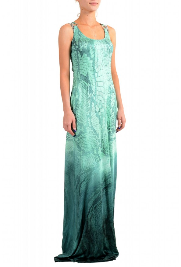 Just Cavalli Women's Animal Print Evening Dress: Picture 3