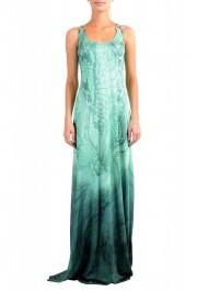 Just Cavalli Women's Animal Print Evening Dress