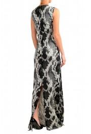 Just Cavalli Women's Animal Print Stretch Evening Dress: Picture 4