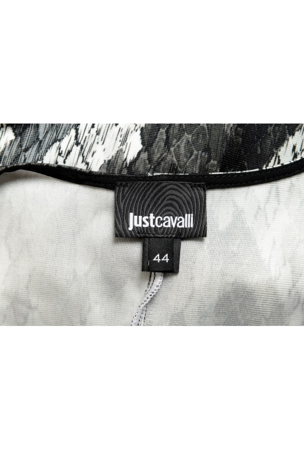 Just Cavalli Women's Animal Print Stretch Evening Dress: Picture 5