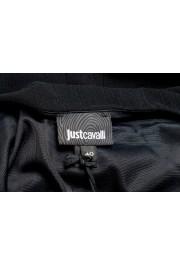 Just Cavalli Women's Black Long Sleeve Shift Dress: Picture 5
