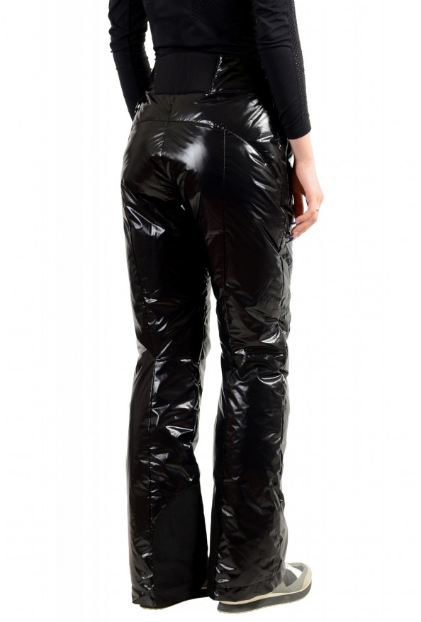 Moncler Women's Black Down Insulated Winter Snow Ski Pants: Picture 3