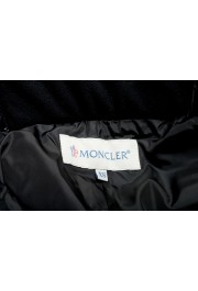 Moncler Women's Black Down Insulated Winter Snow Ski Pants: Picture 4