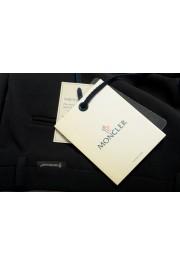 Moncler Women's Black Wool Dress Pants: Picture 5