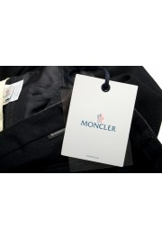 Moncler Women's Black Wool Cashmere Casual Pants : Picture 5