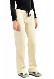 Moncler Women's Ivory Casual Sweat Pants: Picture 2