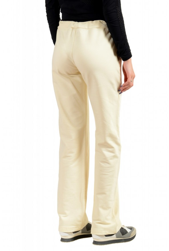 Moncler Women's Ivory Casual Sweat Pants: Picture 3