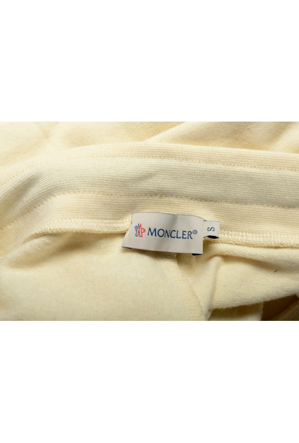 Moncler Women's Ivory Casual Sweat Pants: Picture 4
