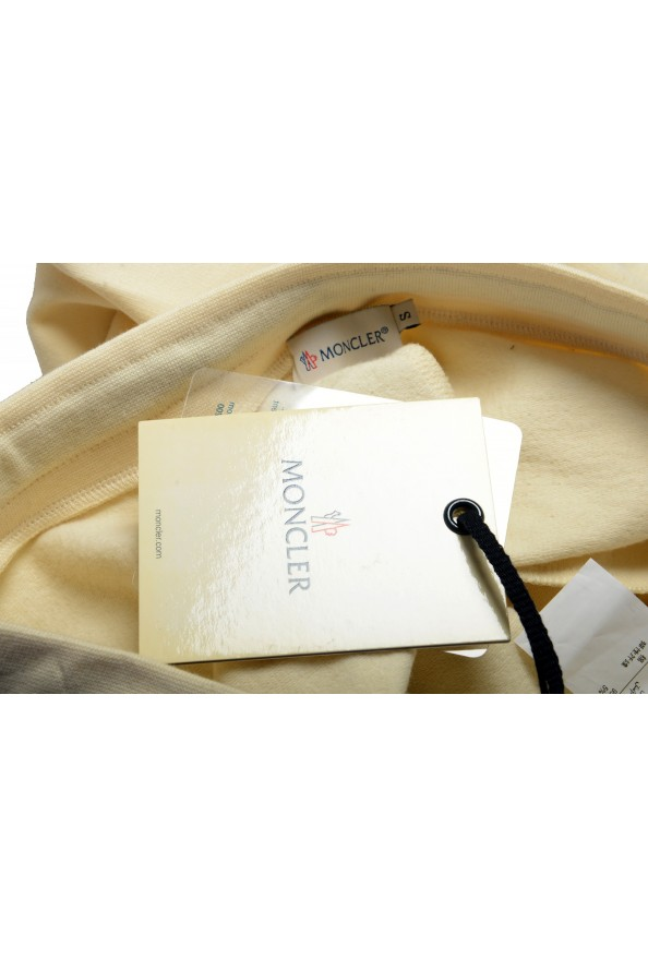 Moncler Women's Ivory Casual Sweat Pants: Picture 5