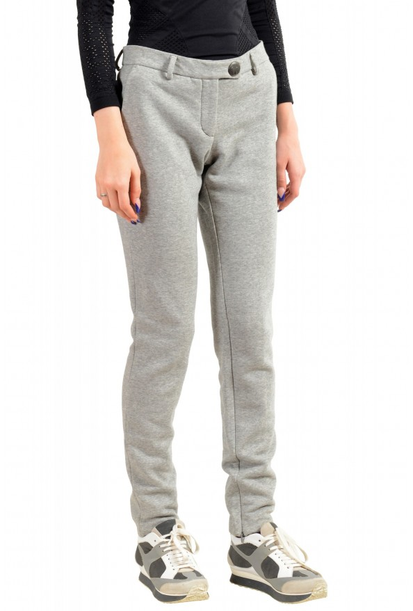 Moncler Women's Gray Casual Pants: Picture 2