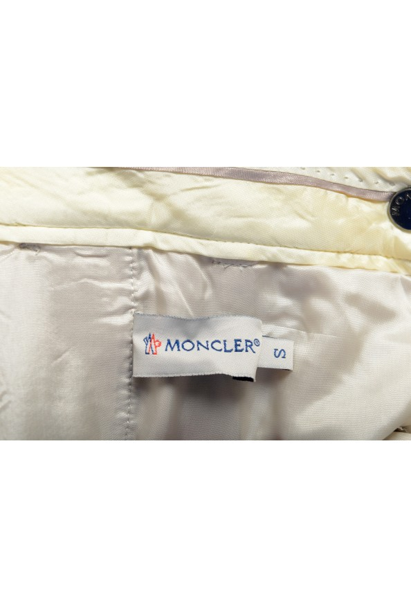 Moncler Women's Gray Casual Pants: Picture 4