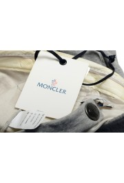 Moncler Women's Gray Casual Pants: Picture 6