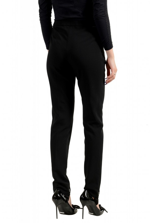 Moncler Women's Black Wool Casual Pants : Picture 3