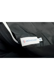 Moncler Women's Black Wool Casual Pants : Picture 4
