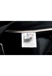Moncler Women's Black Wool Cashmere Casual Pants: Picture 5
