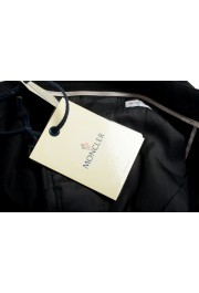 Moncler Women's Black Wool Cashmere Casual Pants: Picture 6