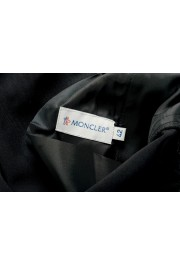 Moncler Women's Black Wool Casual Pants: Picture 4