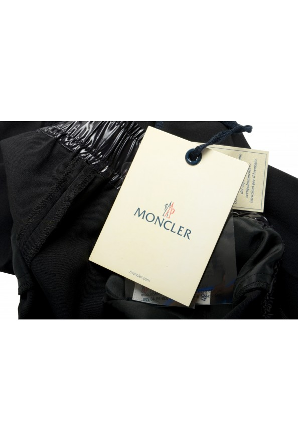 Moncler Women's Black Wool Casual Pants: Picture 5