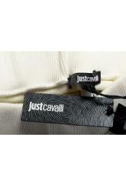 Just Cavalli Women's Logo Print Elastic Waist Casual Pants: Picture 5