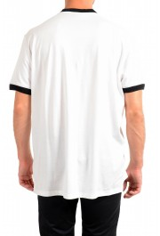 "Hugo Boss Men's ""Denots202"" White Crewneck Short Sleeve T-Shirt: Picture 3"