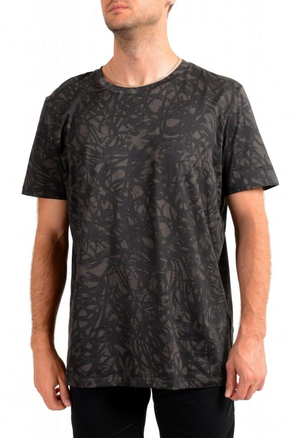 "Hugo Boss Men's ""Donsole"" Multi-Color Crewneck T-Shirt"
