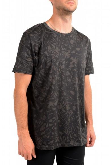 """Hugo Boss Men's """"Donsole"""" Multi-Color Crewneck T-Shirt: Picture 2"""