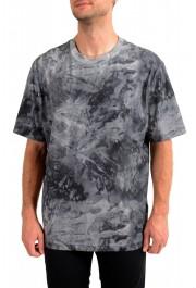 "Hugo Boss Men's ""Taive"" Gray Crewneck Short Sleeve T-Shirt"
