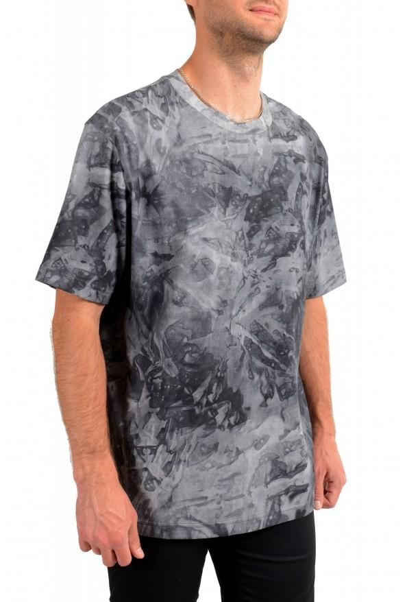 "Hugo Boss Men's ""Taive"" Gray Crewneck Short Sleeve T-Shirt: Picture 2"