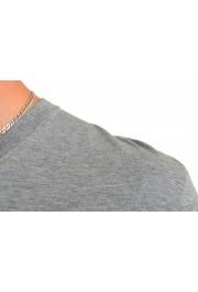 """Hugo Boss Men's """"Tilson 55"""" Regular Fit Gray Basic V-Neck T-Shirt: Picture 4"""