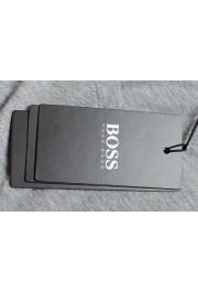 """Hugo Boss Men's """"Tilson 55"""" Regular Fit Gray Basic V-Neck T-Shirt: Picture 6"""