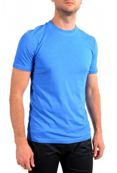 "Hugo Boss Men's ""Toxx"" Blue Basic Crewneck T-Shirt: Picture 2"