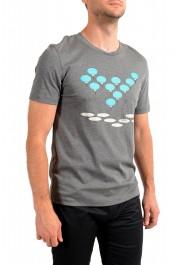 "Hugo Boss X Konstantin GRCIC Men's ""Tiburt 134"" Gray Crewneck T-Shirt: Picture 2"