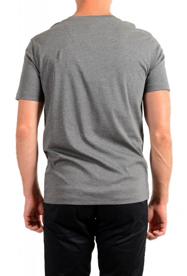 "Hugo Boss X Konstantin GRCIC Men's ""Tiburt 134"" Gray Crewneck T-Shirt: Picture 3"