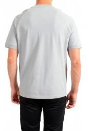 "Hugo Boss Men's ""Dapriz"" Gray Crewneck Oversized T-Shirt: Picture 3"