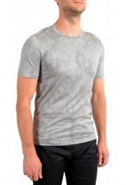 "Hugo Boss Men's ""Trssler"" Slim Fit Gray Crewneck T-Shirt: Picture 2"