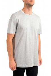 "Hugo Boss Men's ""Tessler 128"" Slim Fit Gray Crewneck T-Shirt: Picture 2"