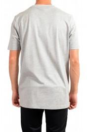 "Hugo Boss Men's ""Tessler 128"" Slim Fit Gray Crewneck T-Shirt: Picture 3"