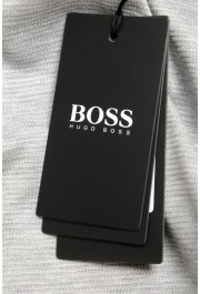 "Hugo Boss Men's ""Tessler 128"" Slim Fit Gray Crewneck T-Shirt: Picture 6"