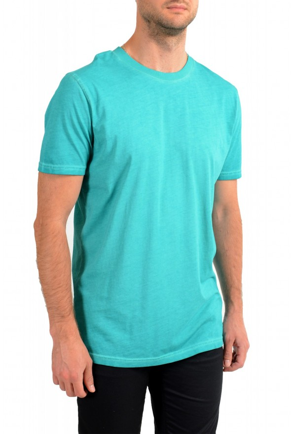 "Hugo Boss Men's ""Toxx"" Faded Green Crewneck T-Shirt: Picture 2"