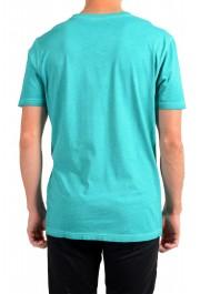 "Hugo Boss Men's ""Toxx"" Faded Green Crewneck T-Shirt: Picture 3"