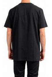 "Hugo Boss Men's ""Teyne"" Black Graphic Print T-Shirt: Picture 3"
