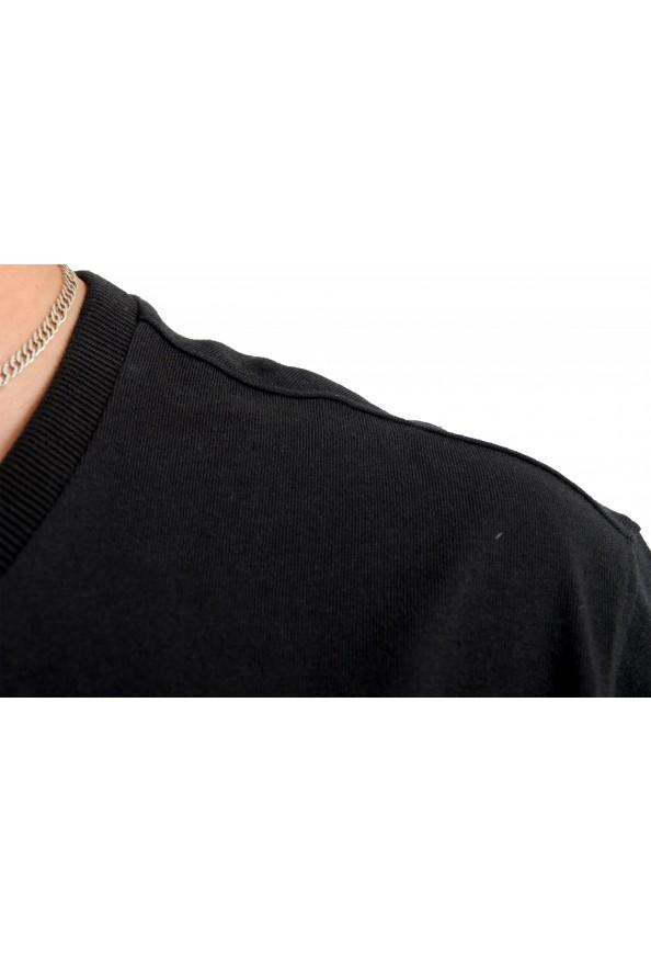 "Hugo Boss Men's ""Teyne"" Black Graphic Print T-Shirt: Picture 4"