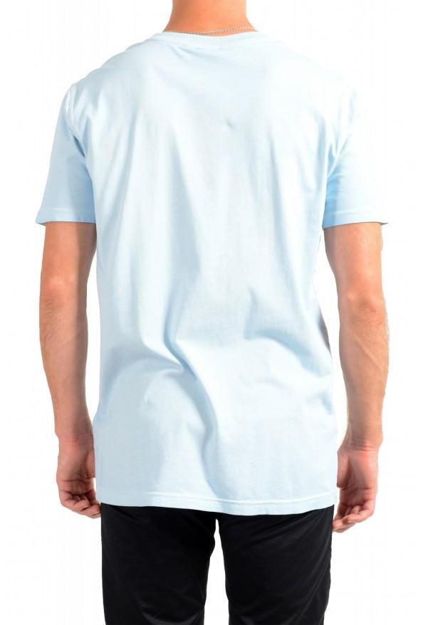 "Hugo Boss Men's ""Toxx"" Faded Blue Crewneck T-Shirt : Picture 3"