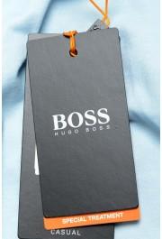 "Hugo Boss Men's ""Toxx"" Faded Blue Crewneck T-Shirt : Picture 6"