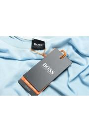 "Hugo Boss Men's ""Toxx"" Faded Blue Crewneck T-Shirt : Picture 7"