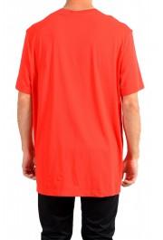 """Hugo Boss Men's """"Tilson 55"""" Regular Fit Red V-Neck T-Shirt: Picture 3"""