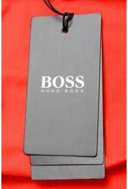 """Hugo Boss Men's """"Tilson 55"""" Regular Fit Red V-Neck T-Shirt: Picture 6"""