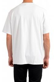 "Hugo Boss Men's ""Identity T-shirt RN"" White Crewneck T-Shirt : Picture 3"